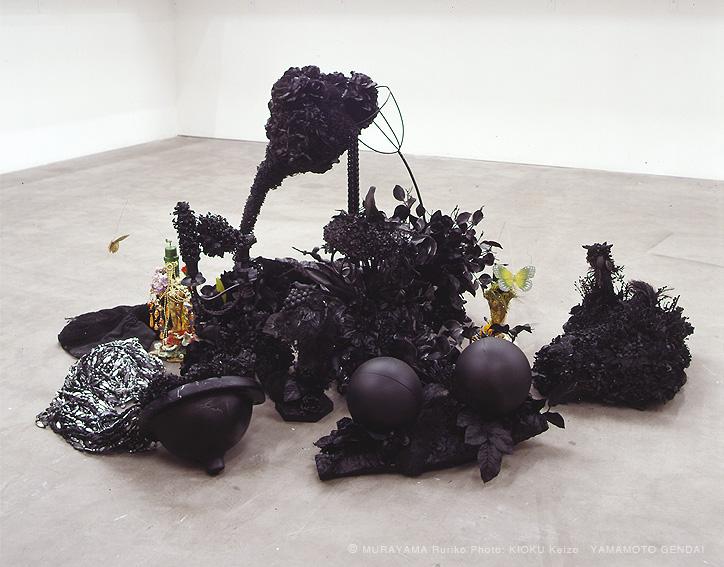 Ruriko MURAYAMA works