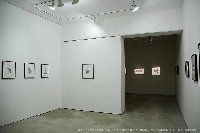 Etsuko FUKAYA works